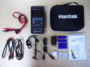 R&K systems Hantek デジタルオシロスコープ 2D42