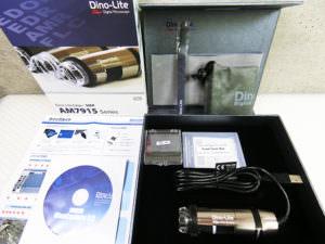 サンコー デジタルマイクロスコープ Dino-Lite Edge DINOAM7915MZTL