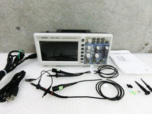 UNIQUE ユニーク オシロスコープ 2052CL 50Mhz Digital storage Oscilloscope