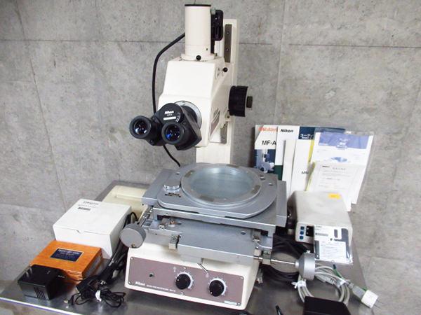 測定顕微鏡1